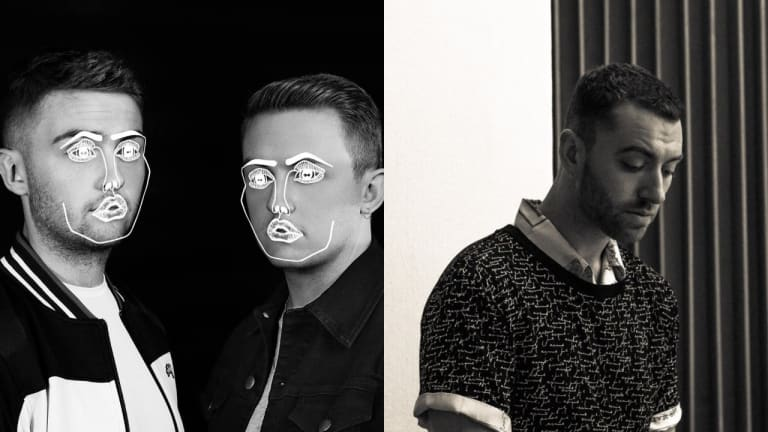"Disclosure's Guy Lawrence and Sam Smith Cover Donna Summer's ""I Feel Love"""