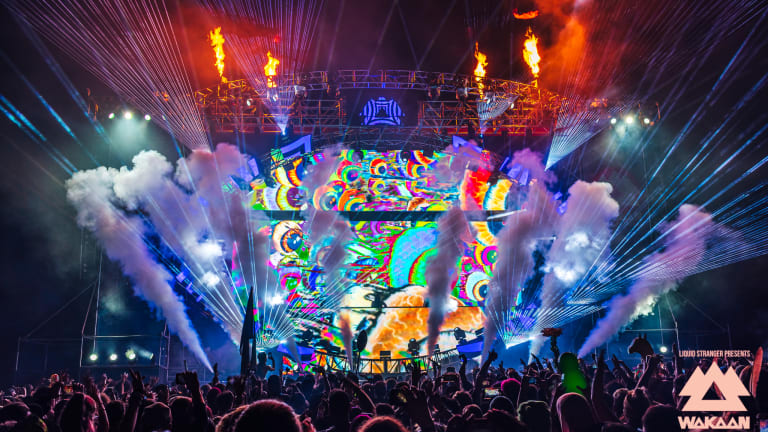 Premier Auto Group >> Review: Liquid Stranger's First-Ever Wakaan Music Festival Debuts as Premier Bass Event in the U ...