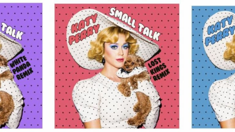 "Katy Perry Releases 3 EDM Remixes For ""Small Talk"""
