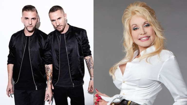 "Galantis Enlist Dolly Parton and Mr. Probz for Tropical-Tinged ""Faith"""