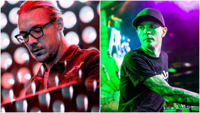 Diplo and deadmau5 Join David Spade on his Talk Show, Lights Out