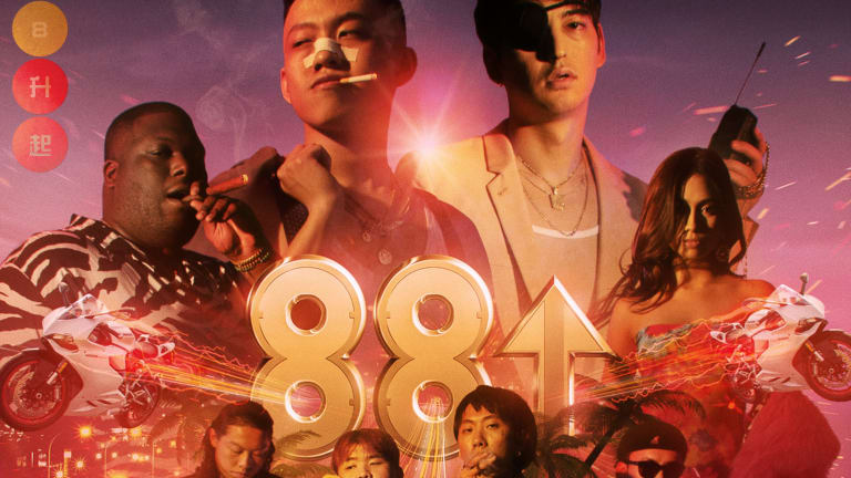 88rising Releases Collective Head In the Clouds II Album