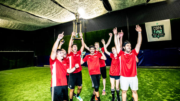 Diplo, TEED, Borgore and More Square Off in Soccer Match for Charity