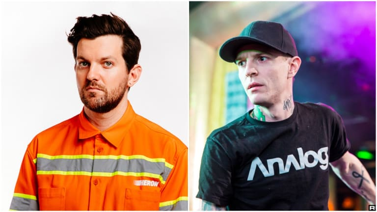 "deadmau5 Joins Dillon Francis to Dance to Abba's ""Dancing Queen"" at Escape: Psycho Circus 2019"