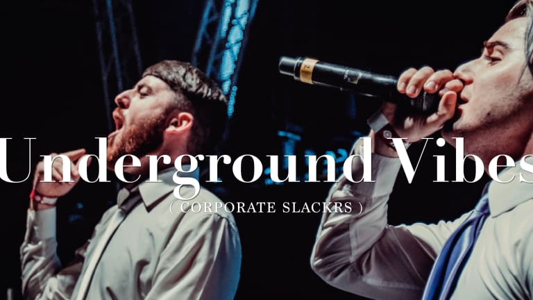 Underground Vibes / 041