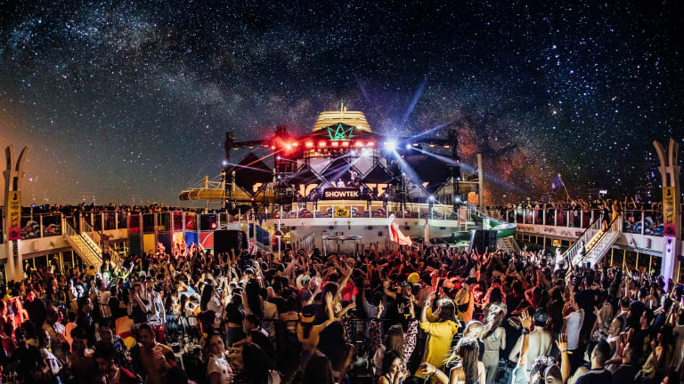 """It's The Ship"" Festival Announces Voyage in South Korea"