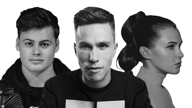 "Nicky Romero, Mike Williams, and Amba Shepherd Deliver ""Dynamite"""