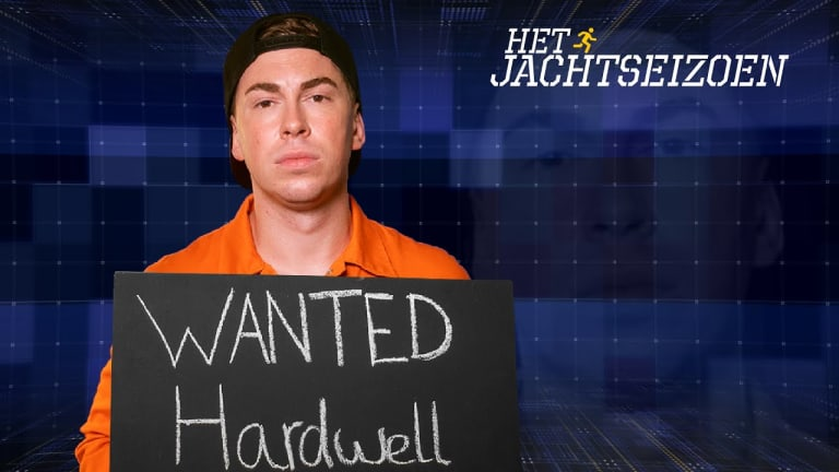 Hardwell Attempts To Escape From Prison on Dutch YouTube Series, Jachtseizoen