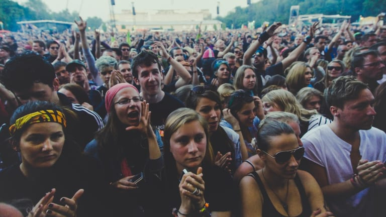 The Top 6 People You Try to Avoid at Every Music Festival