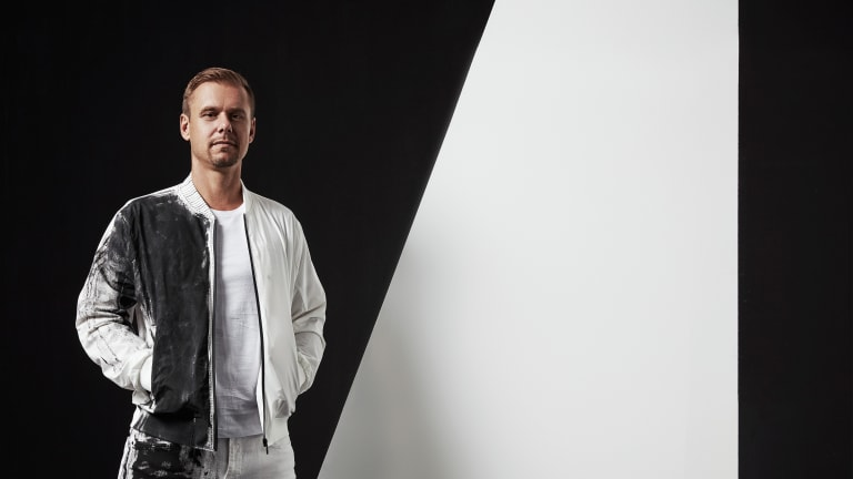 "Armin van Buuren Shares ASOT 950 Anthem, ""Let The Music Guide You"""