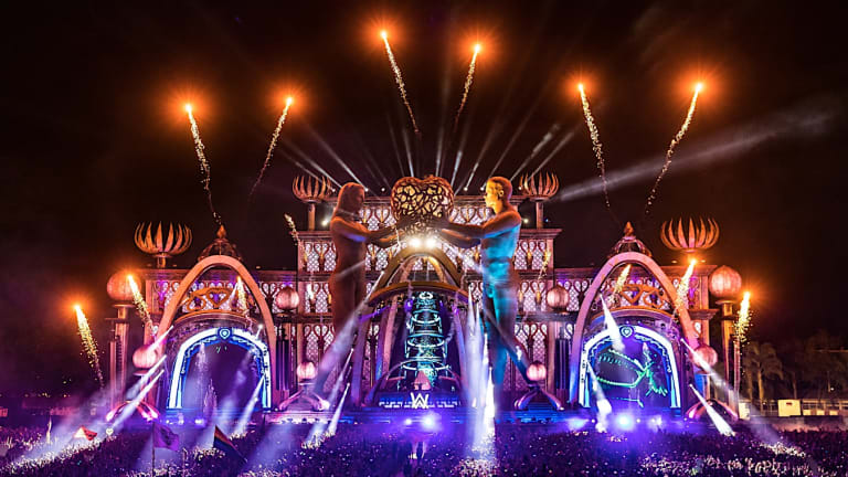 Lineup Announced for EDC Mexico 2020