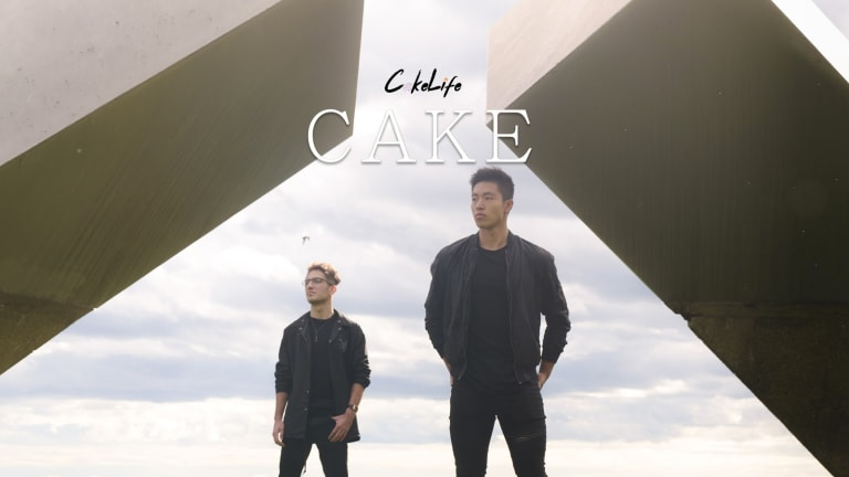 "CakeLife Makes a Bright Debut with ""Cake"""