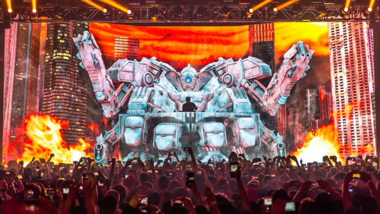 Excision Announces Massive Lineup for The Thunderdome 2020