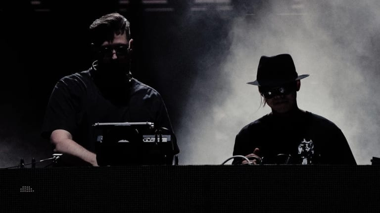 You Can Now Listen to Tchami and ZHU's B2B Set from HARD Summer 2019