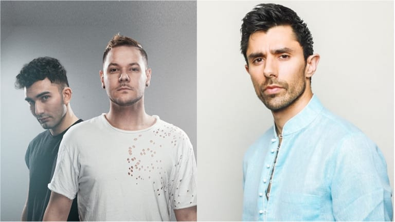"KSHMR and Marnik Drop New Single, ""Alone"" ft. Anjulie and Jeffrey Jey"