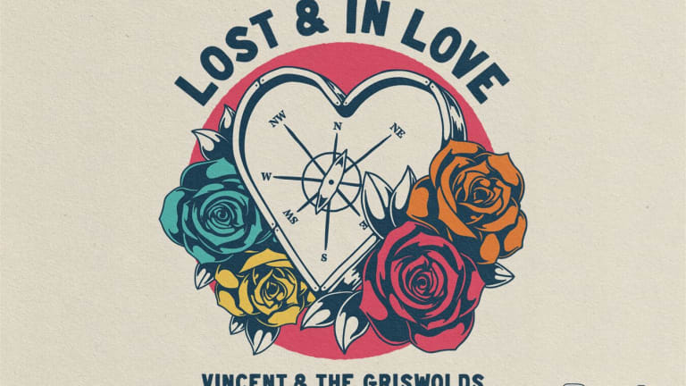 "Vincent and The Griswolds Drop Dreamy Pop Collab, ""Lost & In Love"""