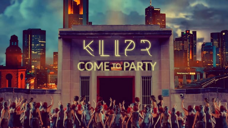 """Klipr Returns with Uplifting New Single, """"Touch The Sky"""""""