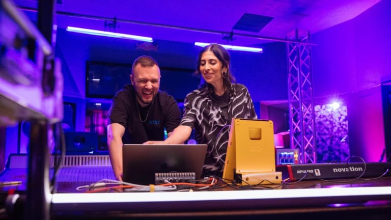 Watch Chris Lake Create a Track with Anna Lunoe on Red Bull Remix Lab [Premiere]