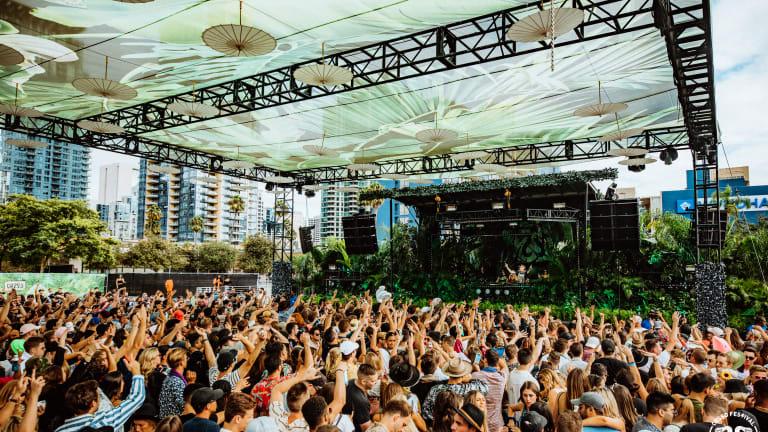 Carl Cox, Charlotte de Witte and More on CRSSD Festival's Spring 2020 Lineup