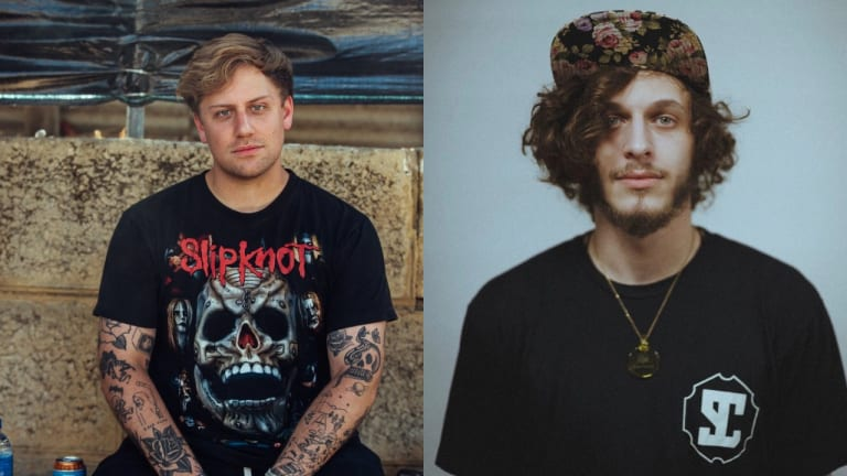 "Kayzo and Subtronics Throw Down on Wild New Track, ""Braincase"""