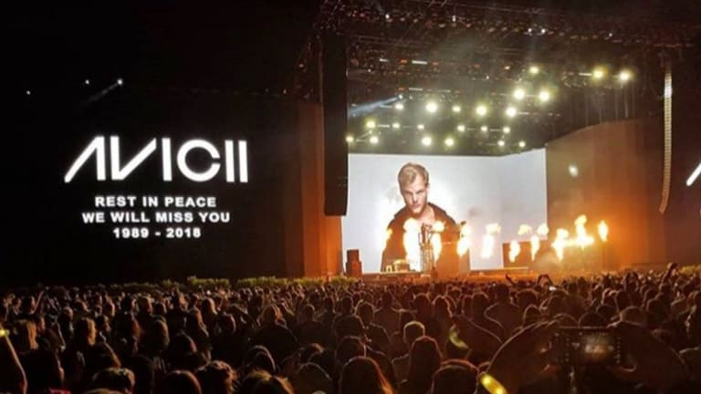 "Concert Version of Avicii's ""Fades Away"" Released Ahead of Tribute Live Stream"