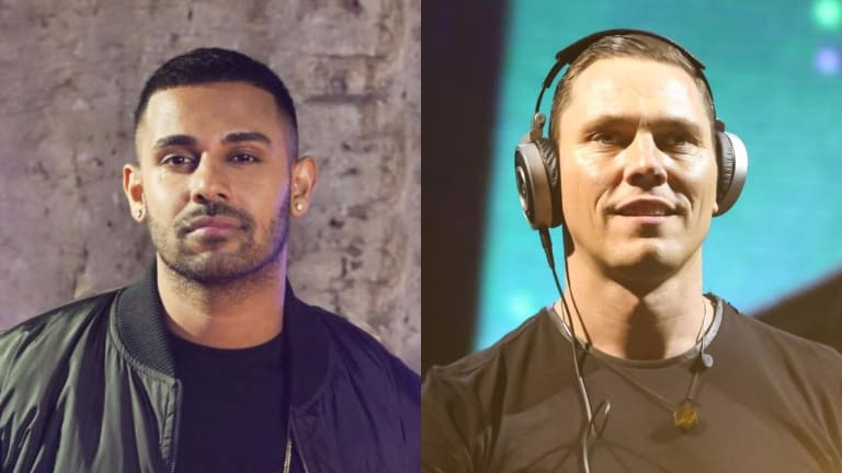 "Tiësto Drops His First Indian-Language Remix with Jaz Dhami's ""Bomb Bae"""