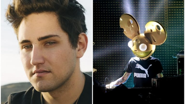 deadmau5 Donates $5,000 To Jauz' Charity Stream
