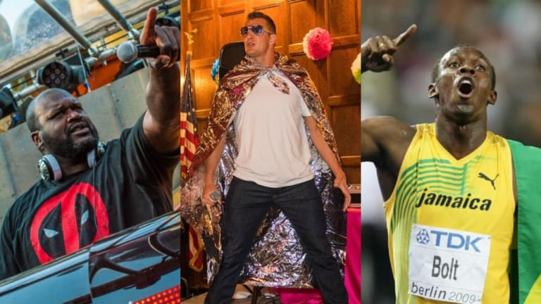 7 Professional Athletes Who Happen to be EDM Superfans