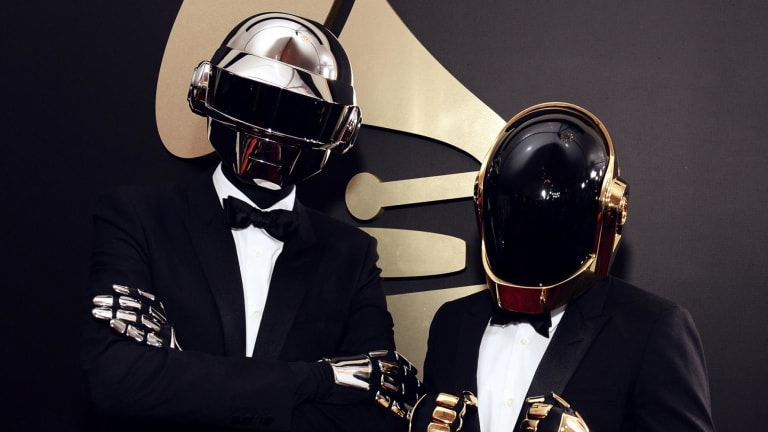 Daft Punk's 'Random Access Memories Tops List of Best-Selling Vinyl Dance Albums of the Decade