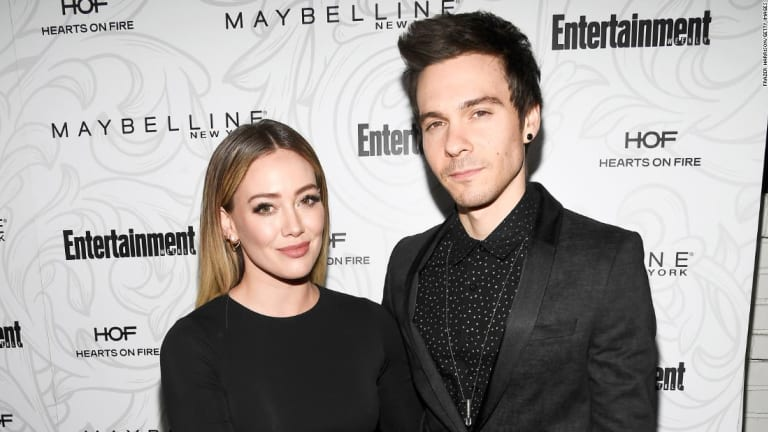 Matthew Koma are Hillary Duff are Officially Married