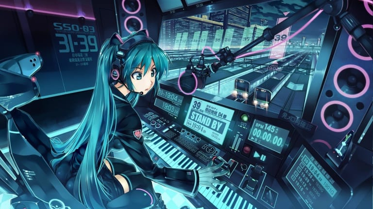Hatsune Miku to be the First-Ever Vocaloid Pop Star to Play Coachella
