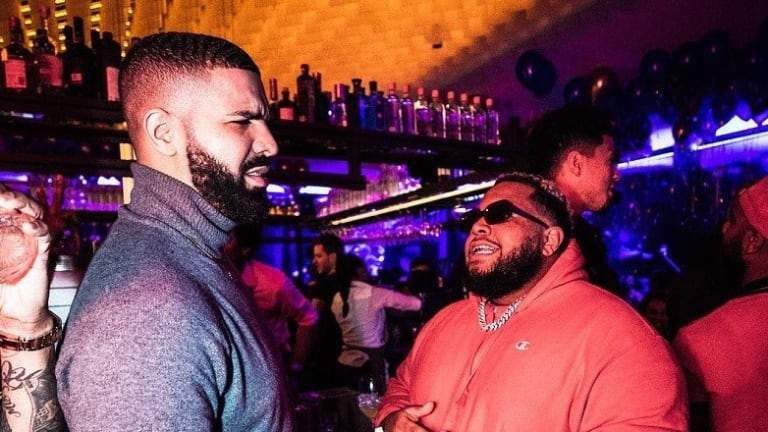Drake Makes Funny Birthday Post for Carnage