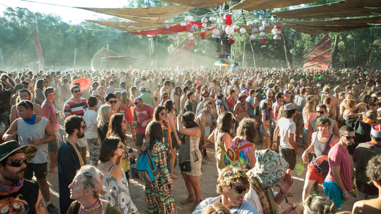 Rainbow Serpent Festival Postponed Due to Australian Wildfires