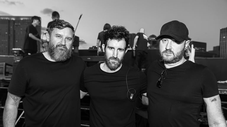 Pendulum Debuts New Music for the First Time in 10 Years
