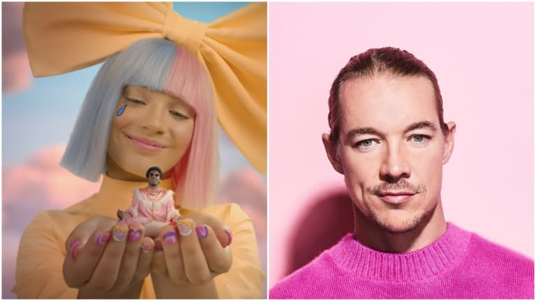 "Sia to Diplo: ""If You're Interested in Some No-Strings Sex, then Hit Me Up"""