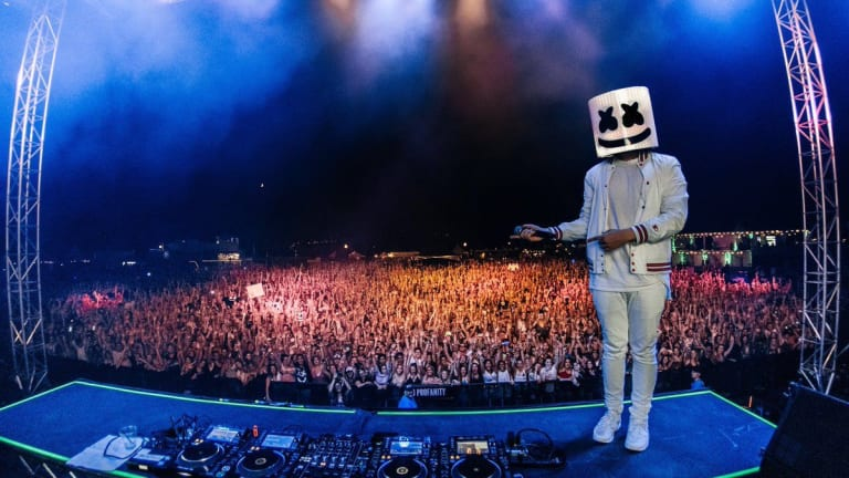 "Marshmello's ""Tongue Tied"" Gets 5 Electrifying Remixes"