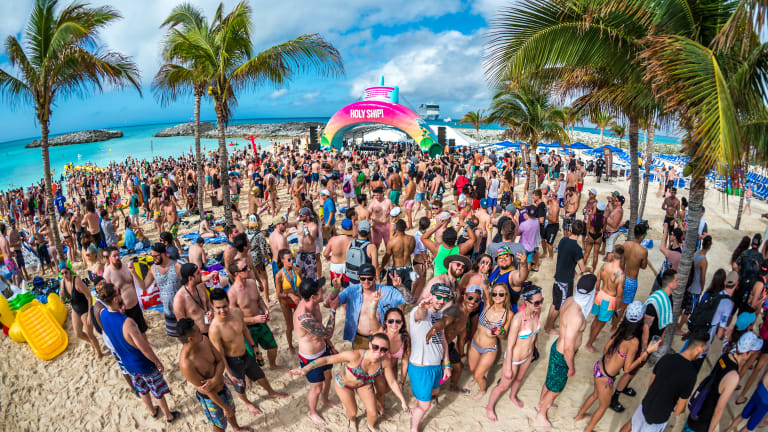 Tropic Like it's Hot with JSTJR's Holy Ship! Wrecked Mix [Exclusive]