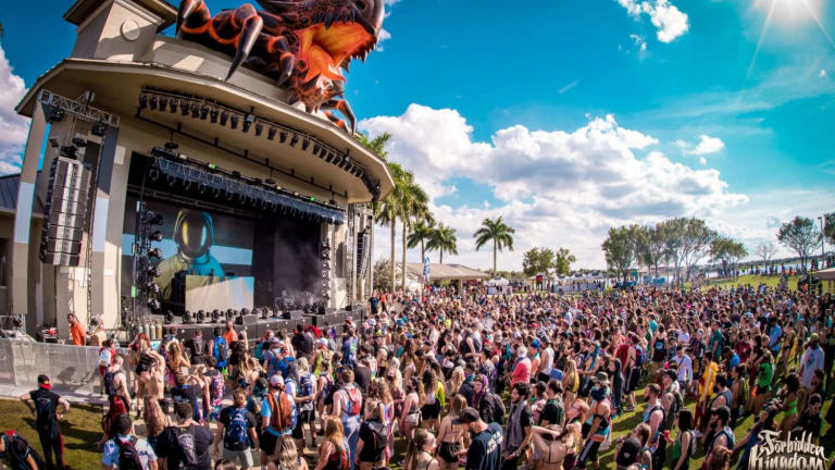 Forbidden Kingdom Festival Releases Full 2020 Lineup by Day