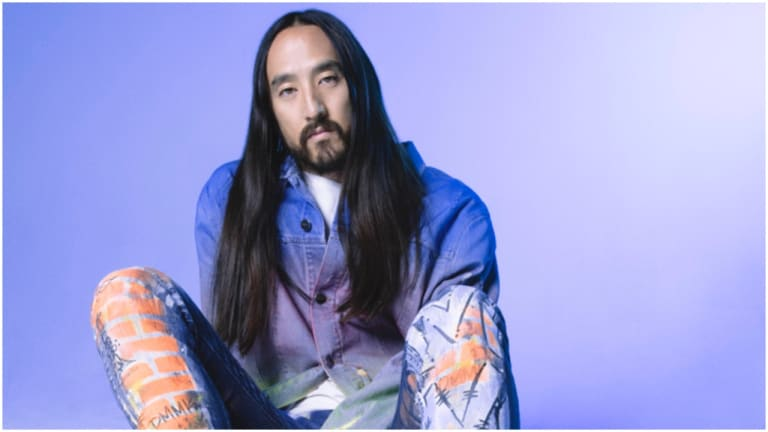 Steve Aoki Accuses Festival of Falsely Claiming He's on the Lineup
