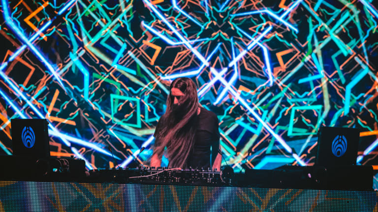 Bassnectar Reveals Upcoming Mixtape Will Feature Two Album Tracks and a Collection of Exclusive Edits