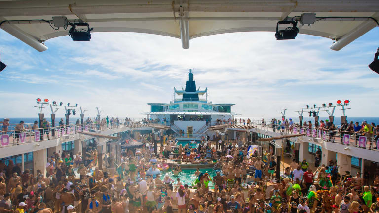 "Groove Cruise Announces 3-Day ""Virtual Sail Aways"" Live Stream This Weekend"