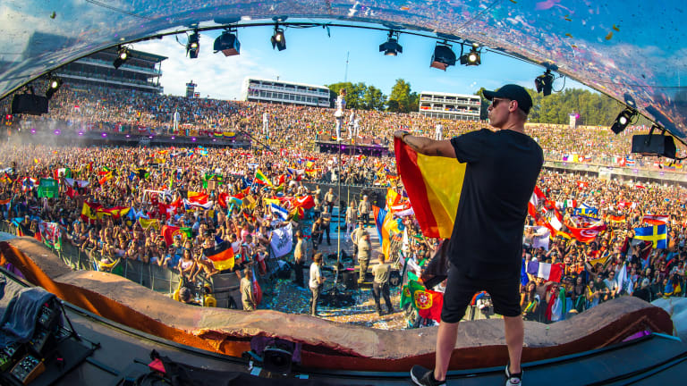 Coone Talks Tomorrowland Debut, Offers Music Industry Insight [Interview]
