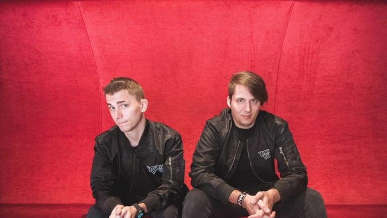 "Genre-Bending Duo Birthdayy Partyy Break the Mold with ""Rewind"""