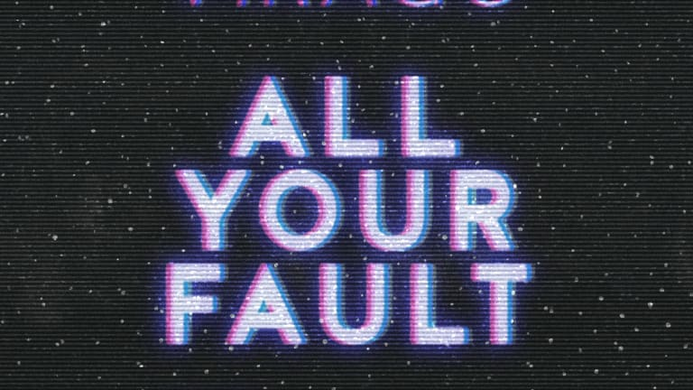 "Naliya Serves Up Soulful Remix of ""All Your Fault"" by Virago"