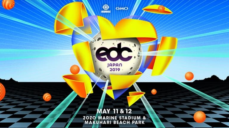 Insomniac Announces the 2019 Edition of EDC Japan