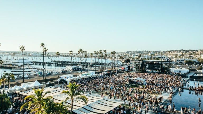 CRSSD Festival Spring 2019 Reveals Phase One Lineup