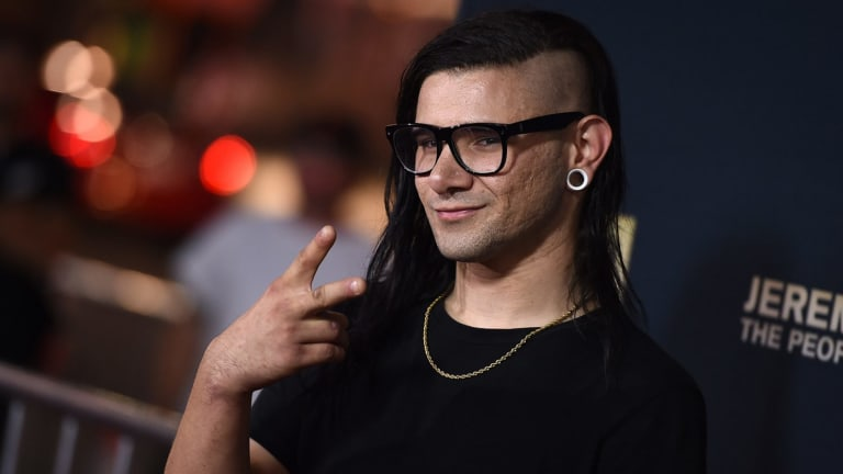 Skrillex Says Excision, Flux Pavilion Influenced His Early Sound