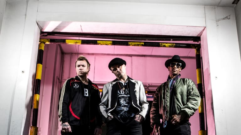 "Conrank Drops Rework of The Prodigy's ""Timebomb Zone"""
