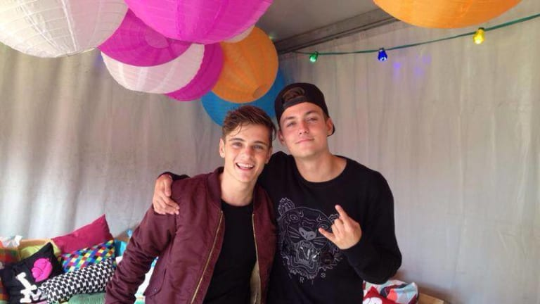 Martin Garrix Teases Fans With Julian Jordan Collaboration