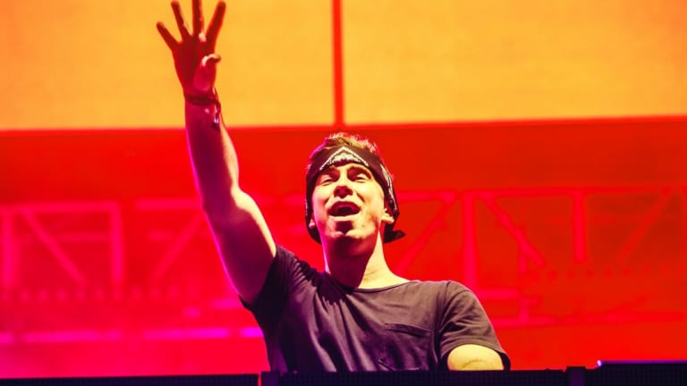 Hardwell's Revealed Recordings to Take Over Ultra Music Festival Stage in 2020